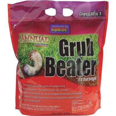 Bag of Bonide Annual Grub Beater