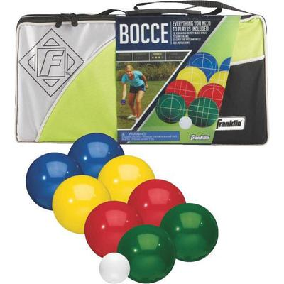 Spalding Bocce Balls with carry/storage bag