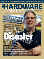 Want to be prepared for a storm? Vince Christofora, recognized in a national hardware magazine for his storm survival know-how, tells all.
