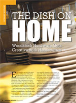 Interview with Vincent Christofora in the March 2013 issue of Hardware Retailing.