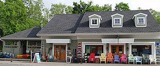 WoodstockHardware NY outside store front