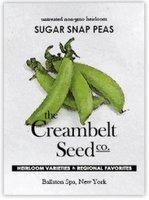 Package of Creambelt Sugar Snap Pea Seeds