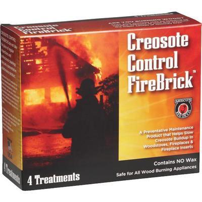 Creosote Control FireBrick, 4 treatments in one box