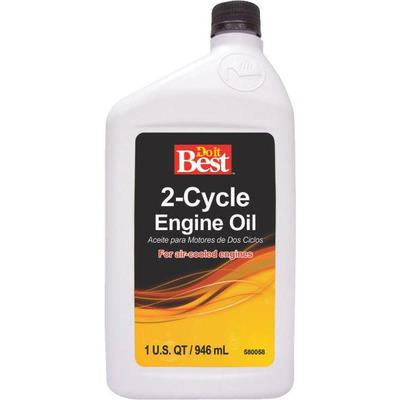 1 Qt Do It Best 2-Cycle Engine Oil