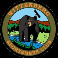 Wittenberg Sportmens Club Logo - Bear in Nature.